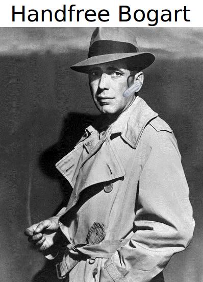 Handfree Bogart