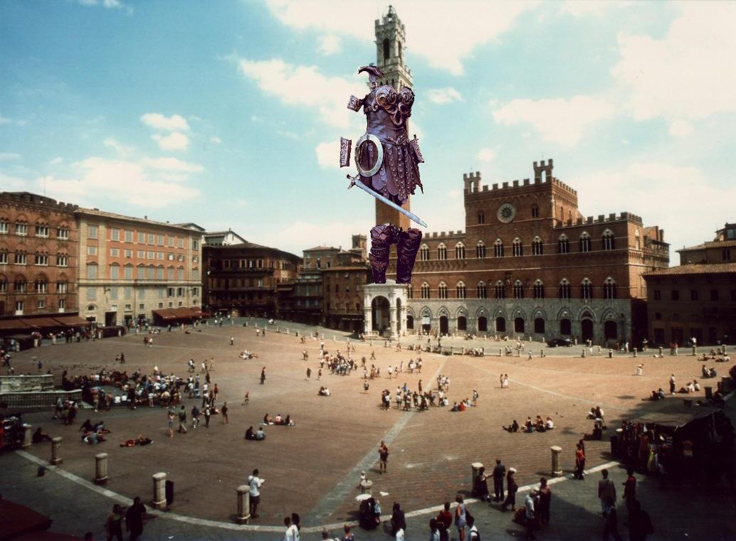 Siena, la princiesa guerrera